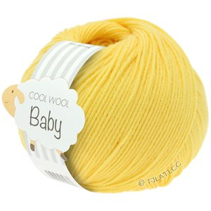 Lana Grossa COOL WOOL Baby 25g | 273-gul